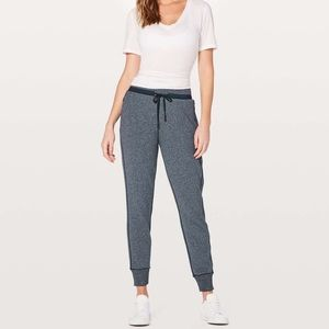 lululemon cool & collected jogger
